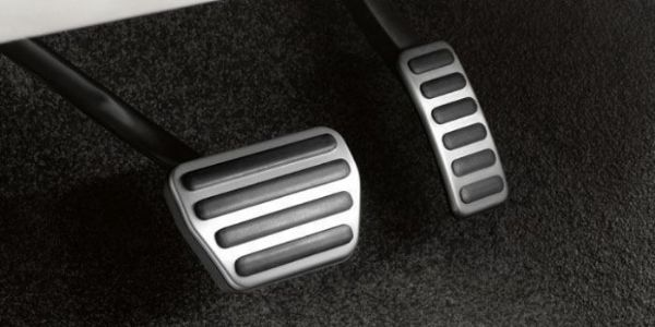 Genuine Range Rover/Sport/Disco 5 LHD Automatic Pedal Covers